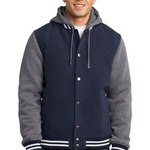 Mens Letterman Jacket